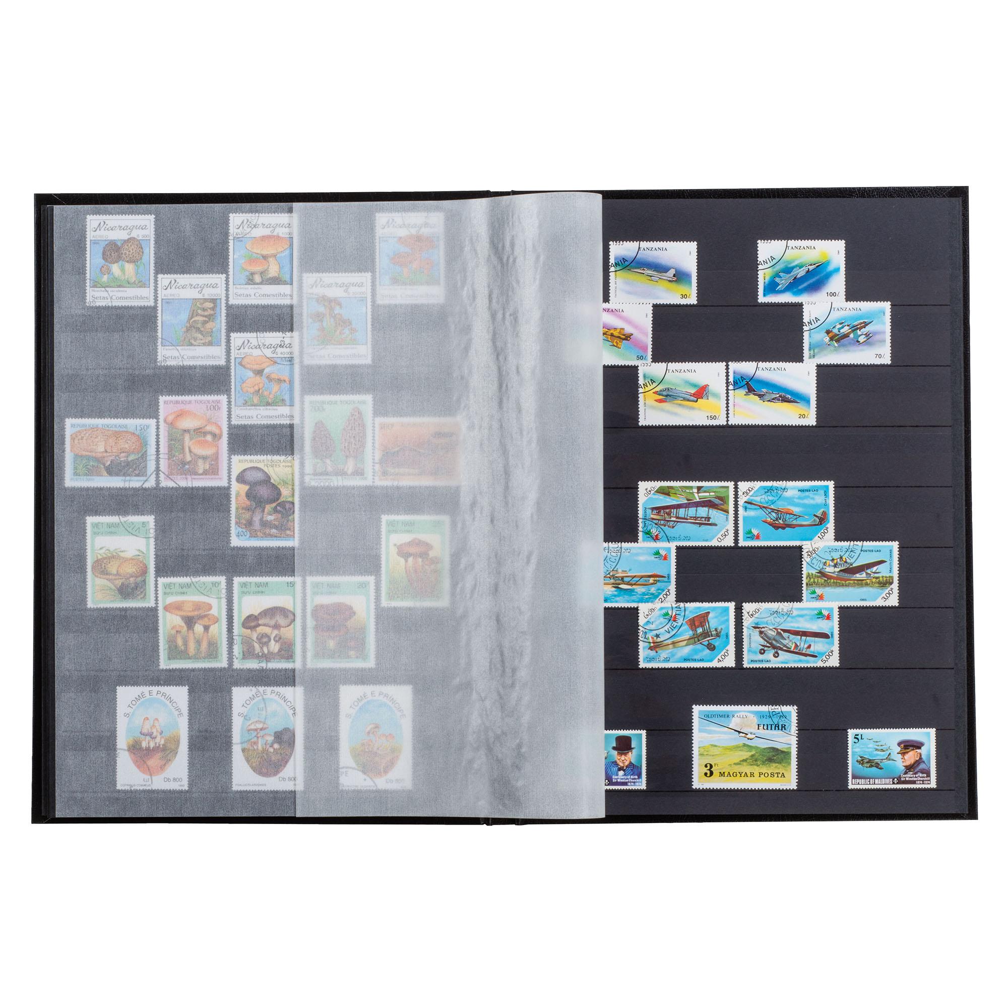 Альбом для марок (кляссер) BASIC S32