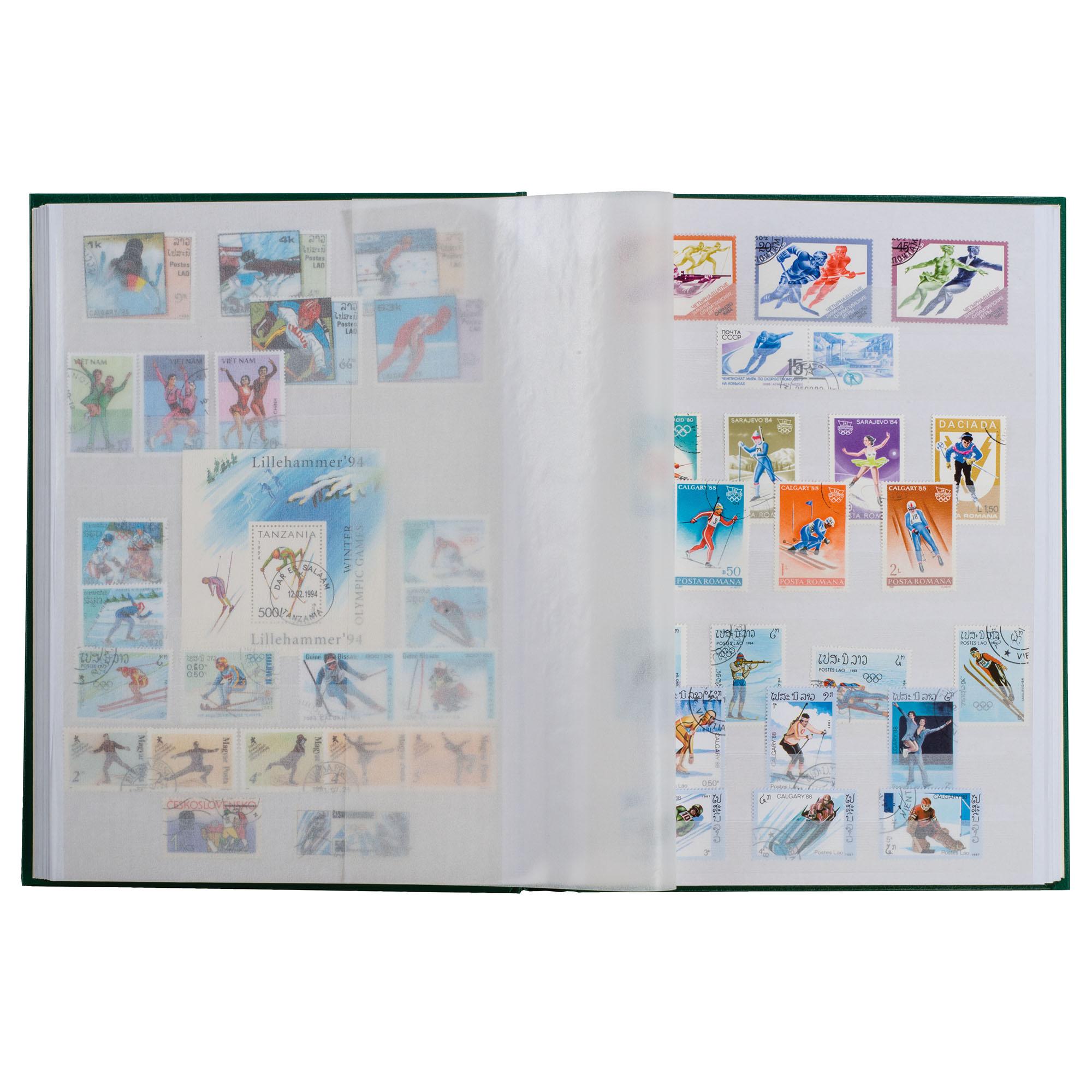 Альбом для марок (кляссер) BASIC W16
