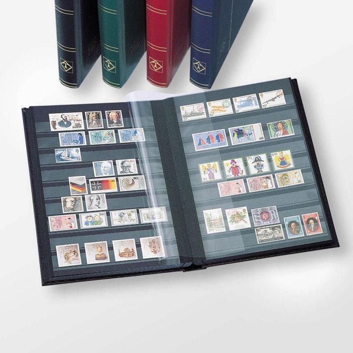 Альбом для марок (кляссер) BASIC S64