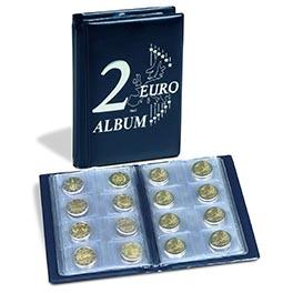 Карманный альбом Route 2-Euro для монет