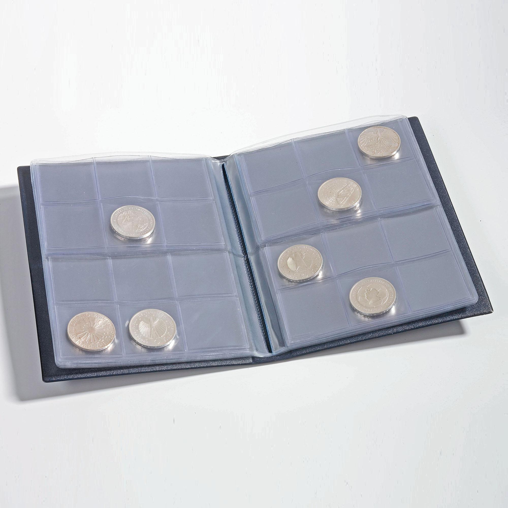 Карманный альбом для монет ROUTE 96