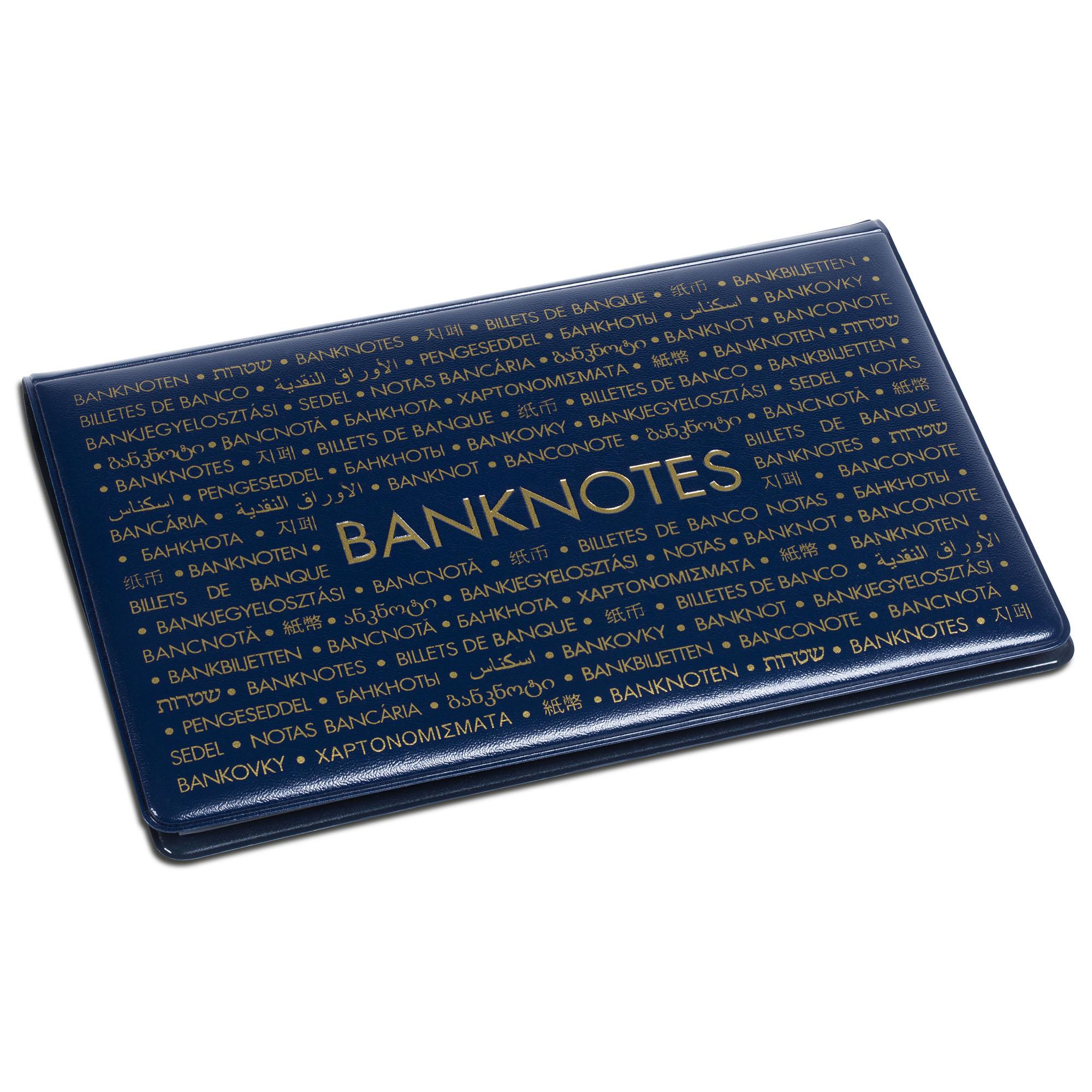 Карманный альбом Route 182 для банкнот