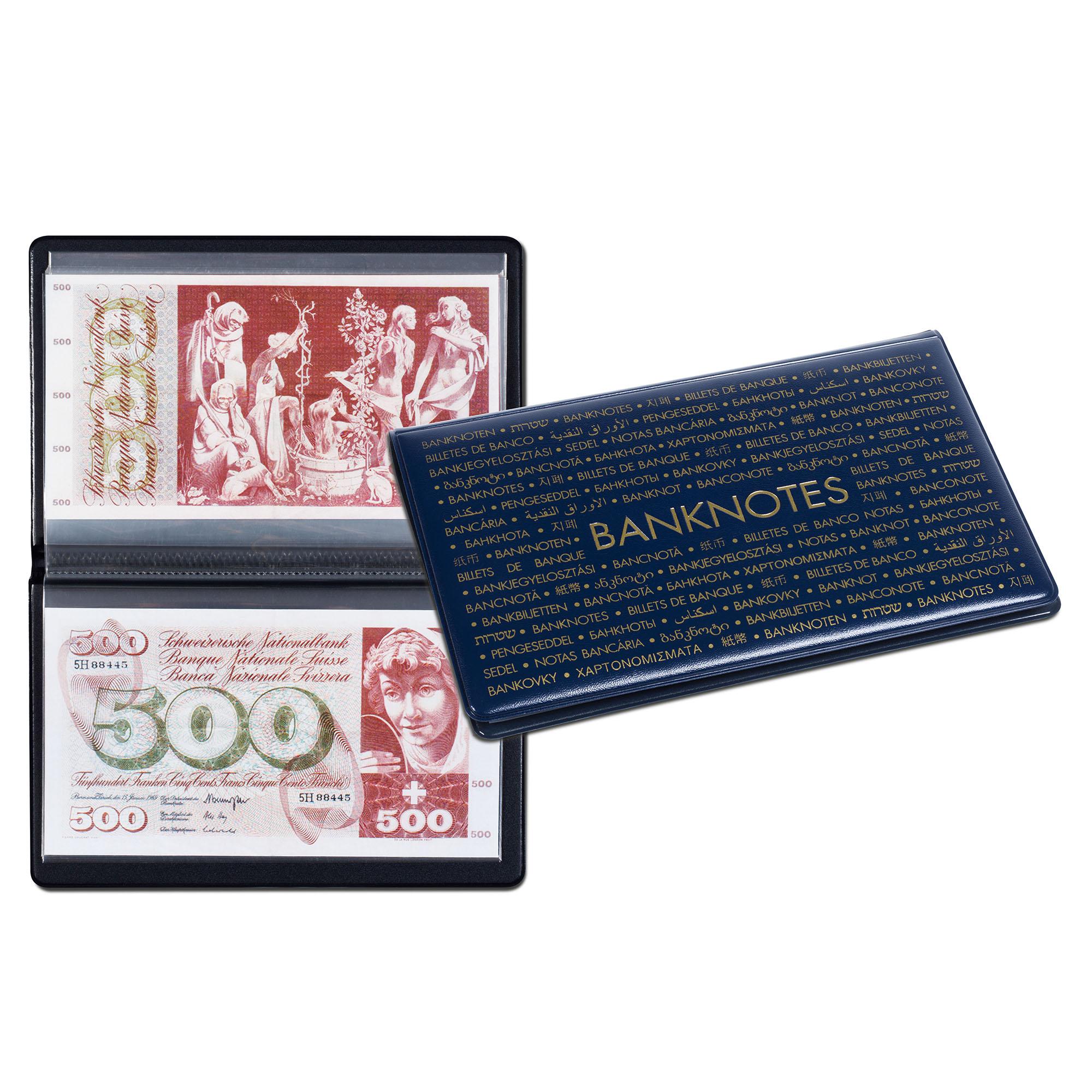 Карманный альбом Route 210 для банкнот