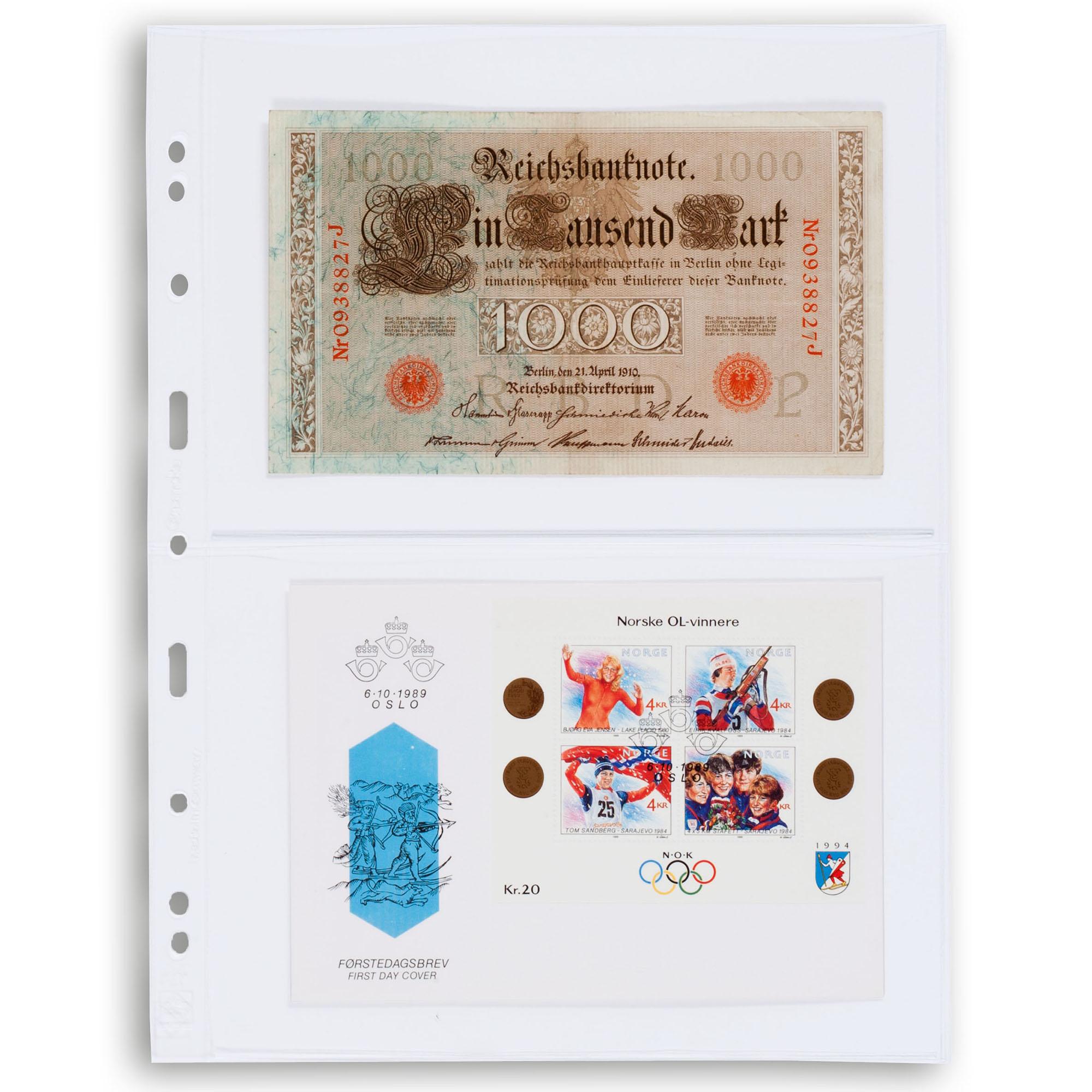 Лист для банкнот GRANDE 2С