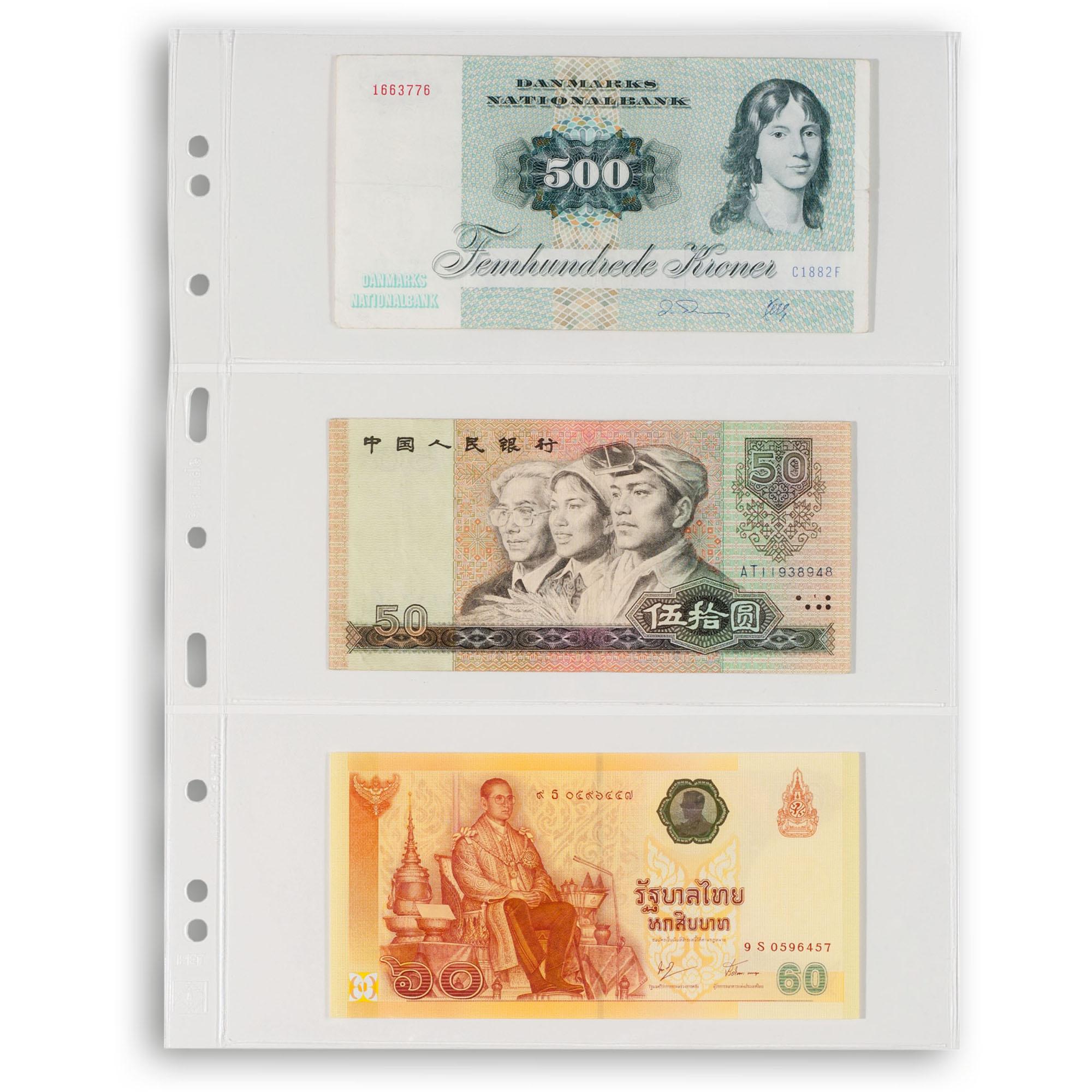 Лист для банкнот GRANDE 3C