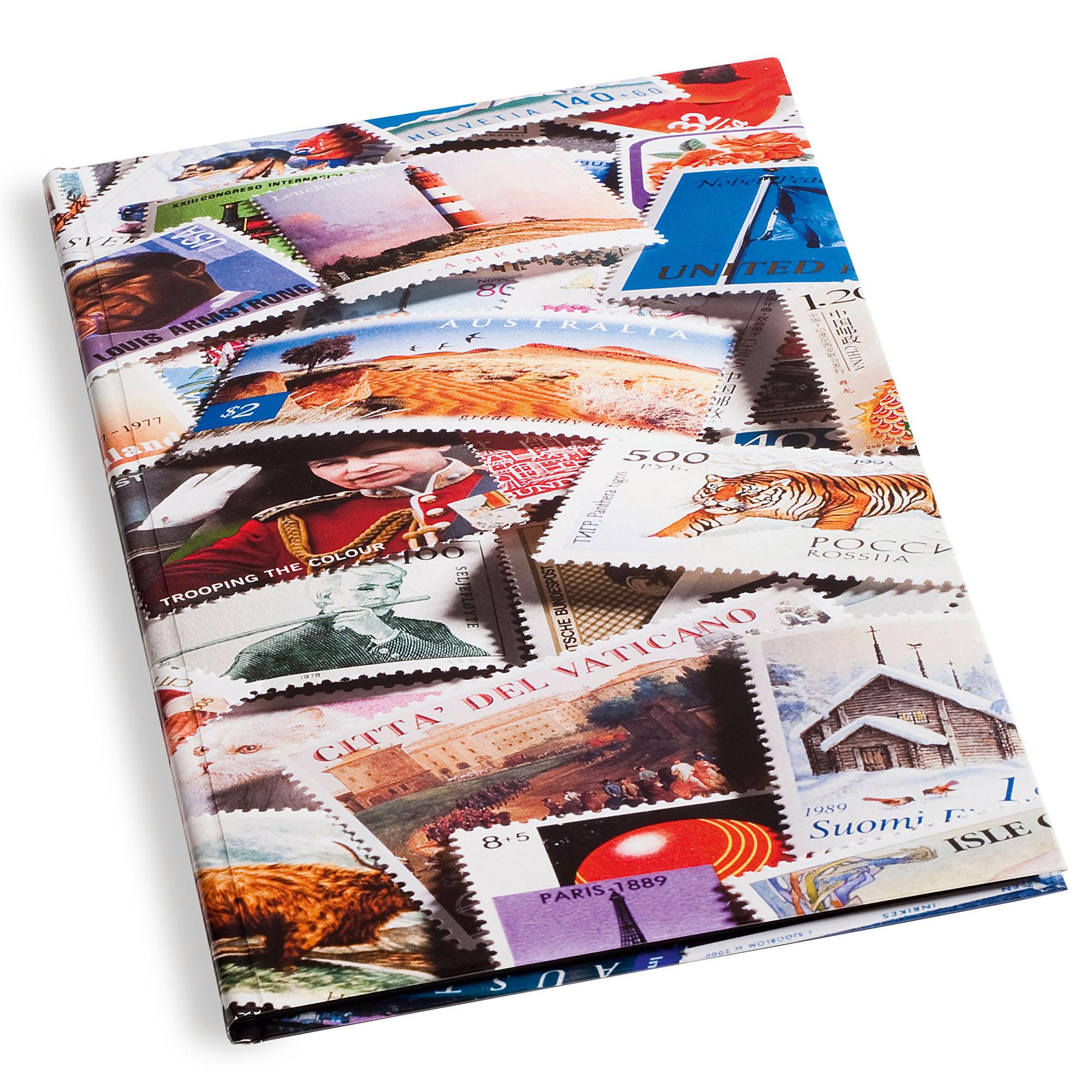 Альбом для марок (кляссер) STAMP S16