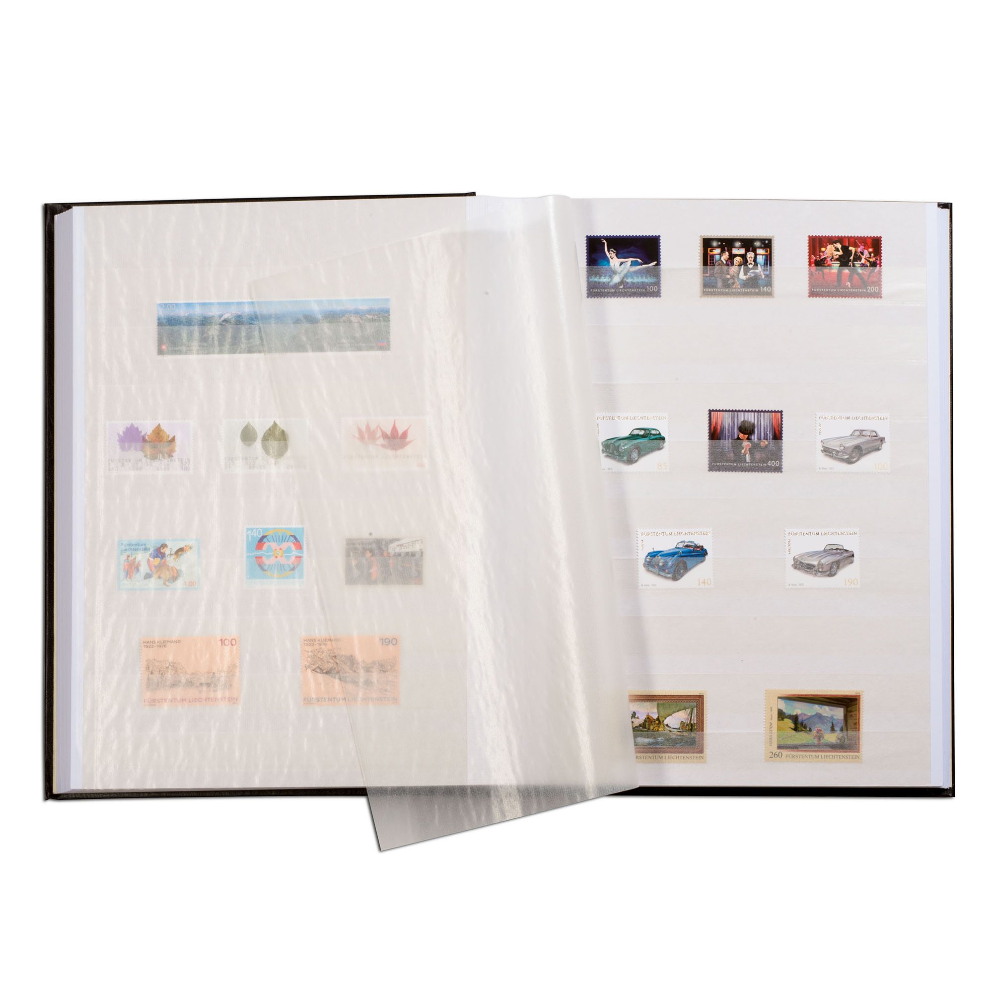 Альбом для марок (кляссер) COMFORT W64