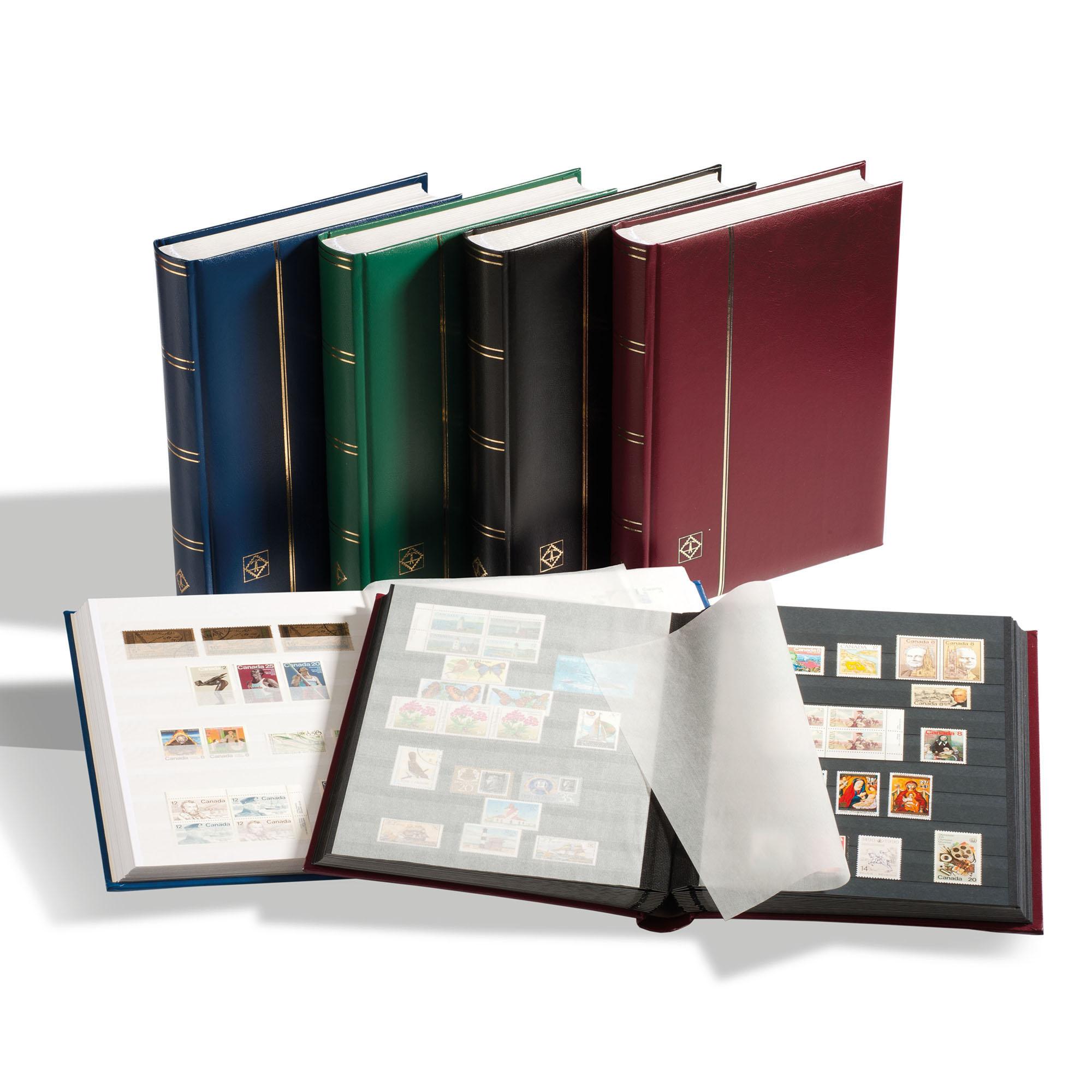 Альбом для марок (кляссер) COMFORT S32