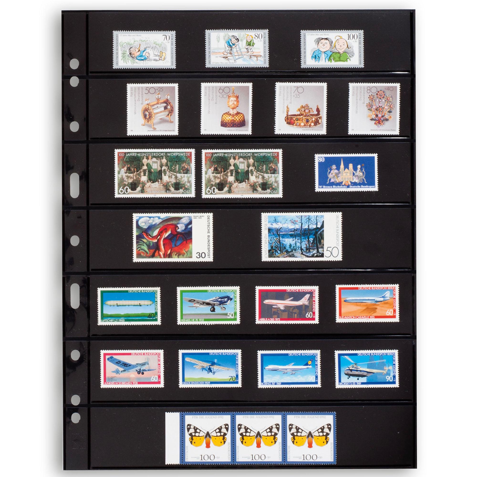 Лист для марок GRANDE 7S