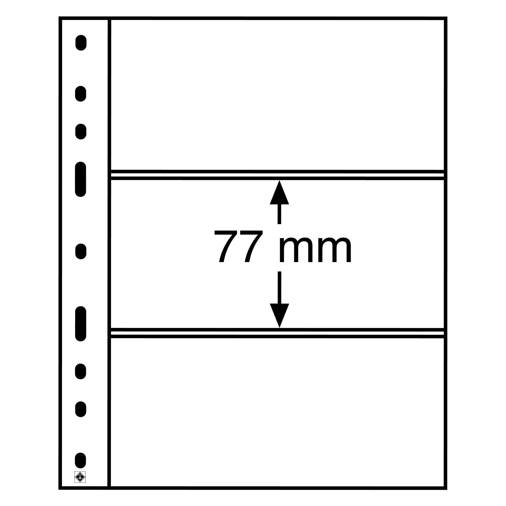 Лист для марок OPTIMA 3S