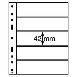 Лист для марок OPTIMA 5S