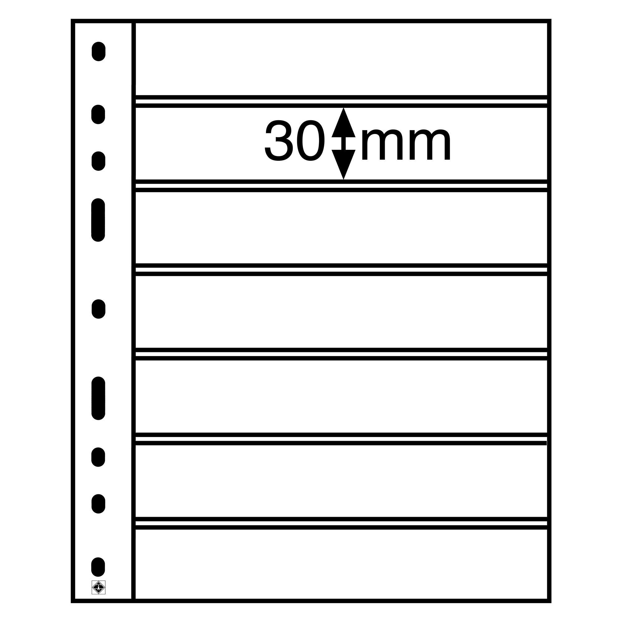 Лист для марок OPTIMA 7S