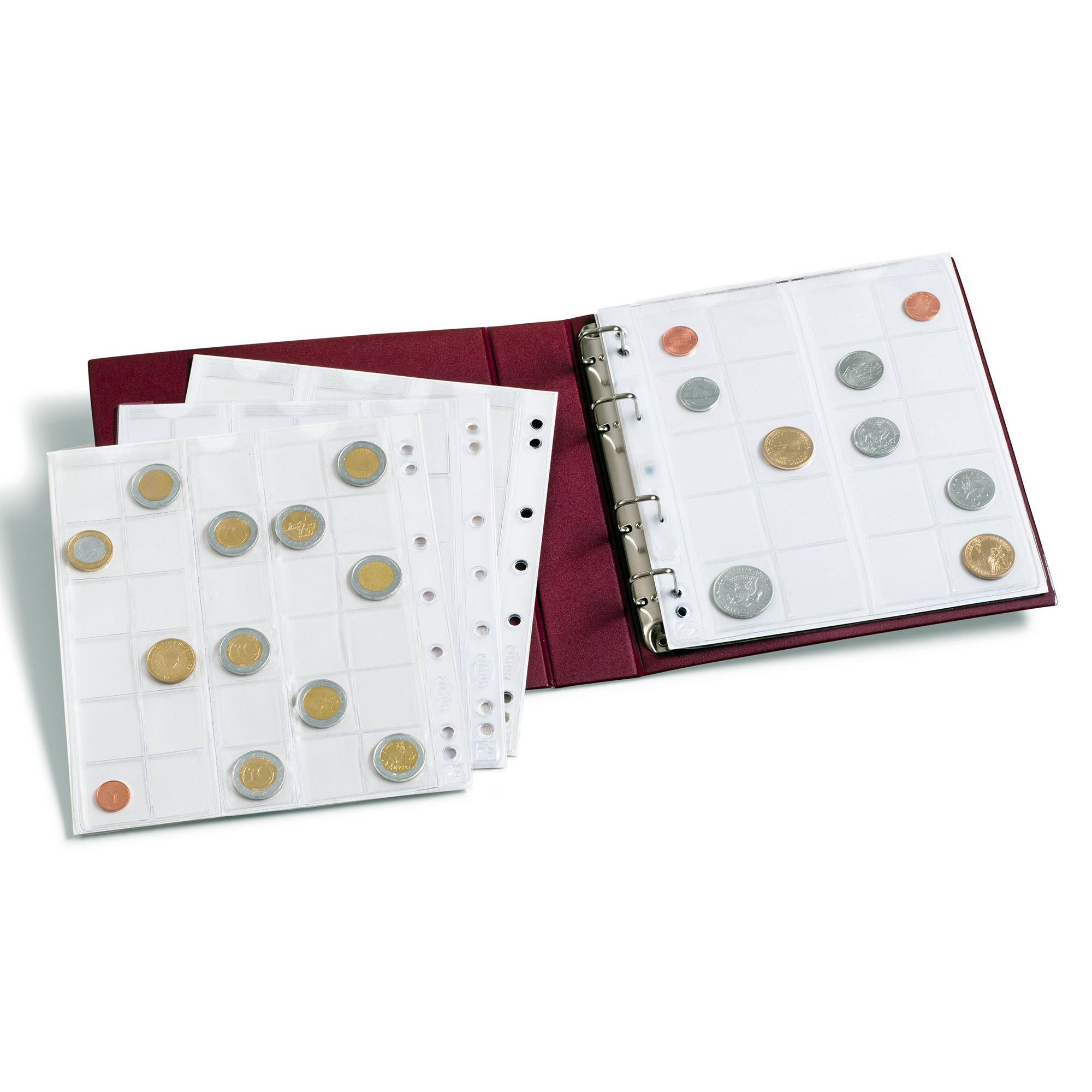 Альбом для монет NUMIS