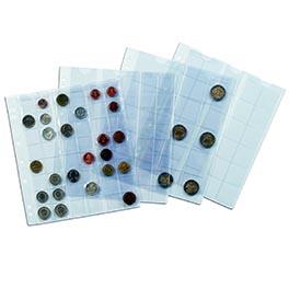 Набор листов для монет NUMIS SORT