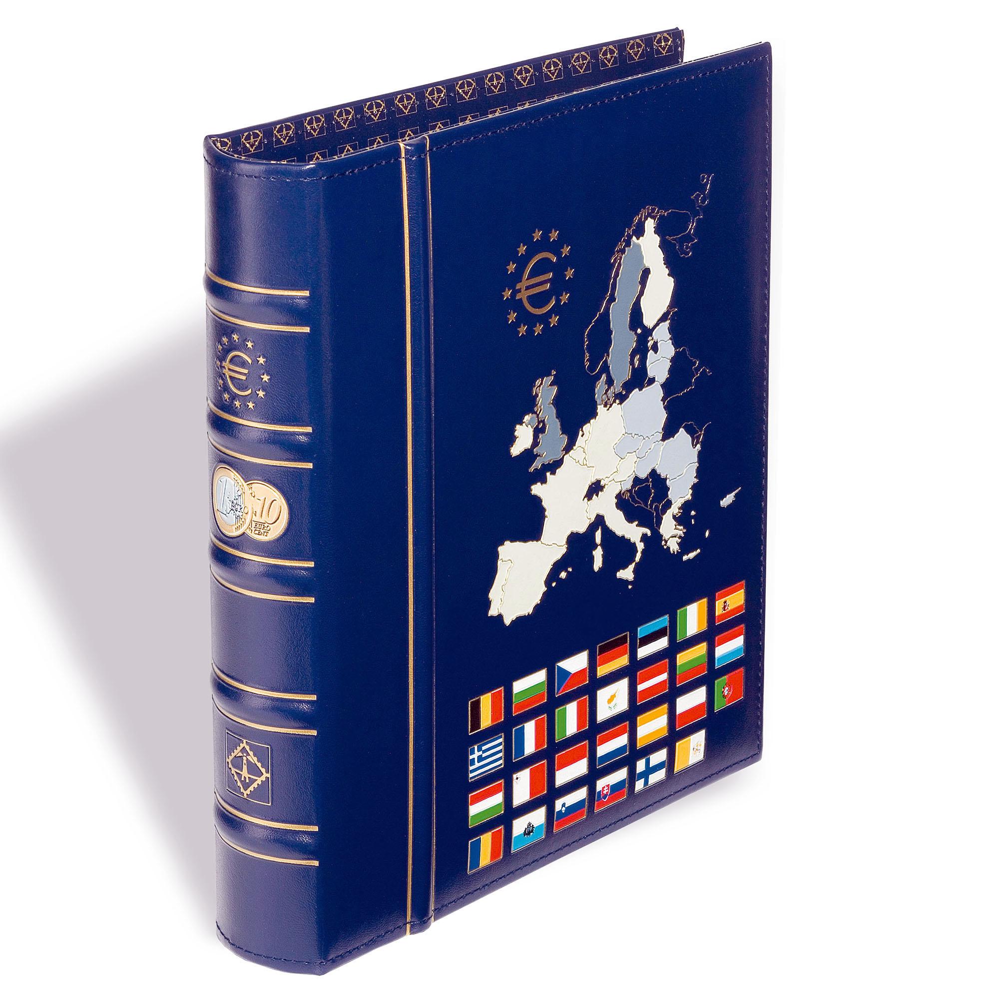 Альбом (без листов) OPTIMA Classic Euro