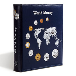 Альбом для монет OPTIMA World Money