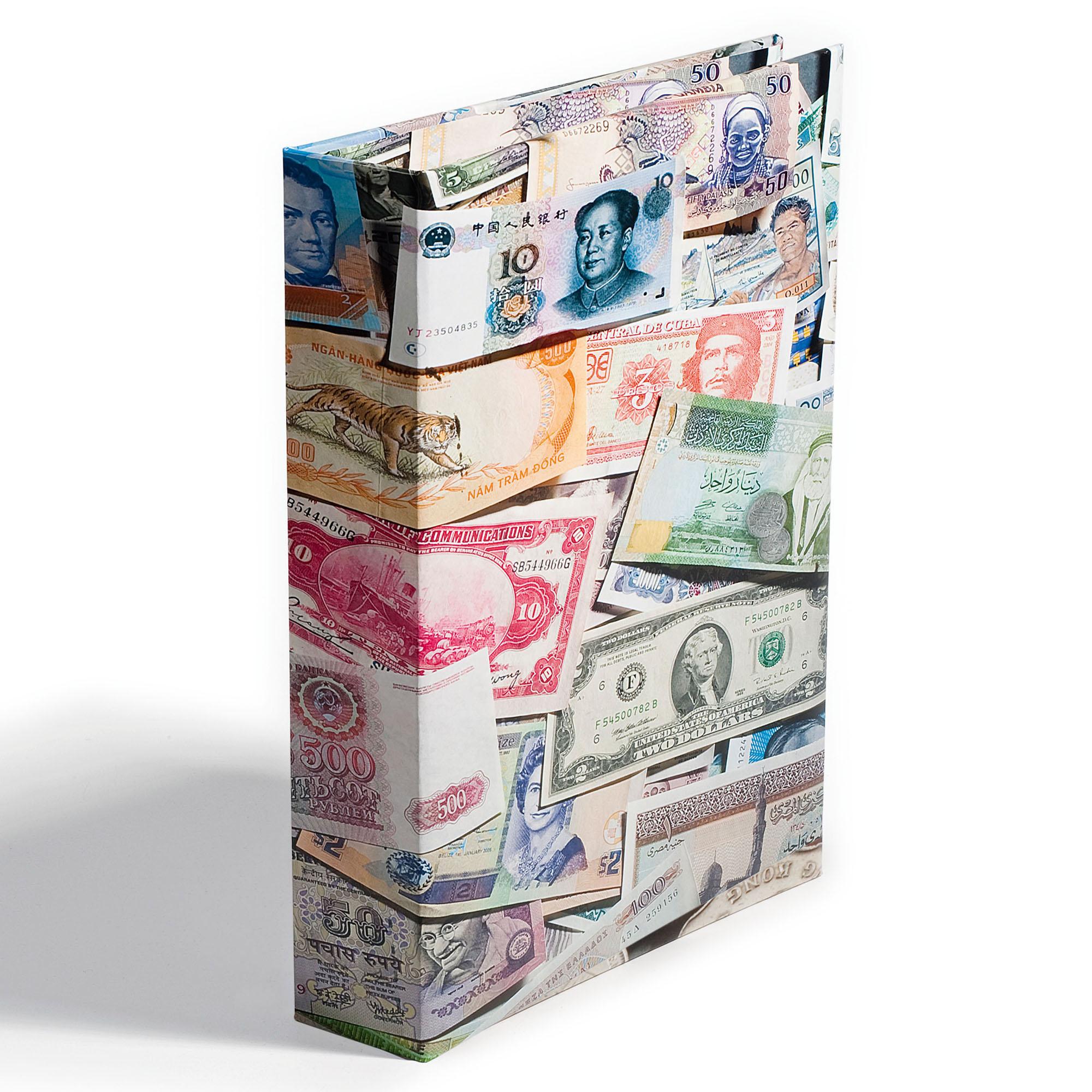 Альбом VARIO BILLS для 300 банкнот