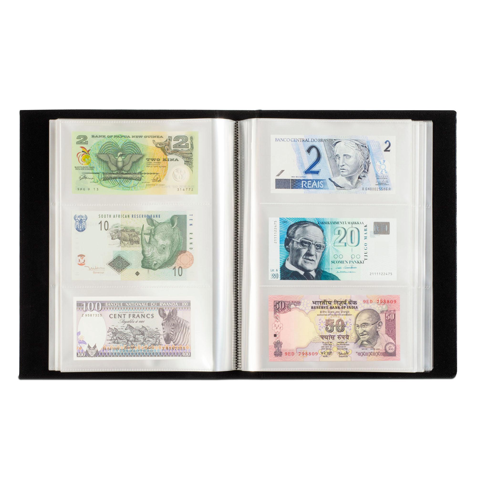Альбом VARIO для 300 банкнот