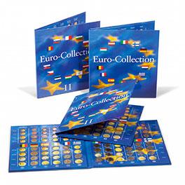 Альбом для монет PRESSO Euro-Collection в 2-х томах