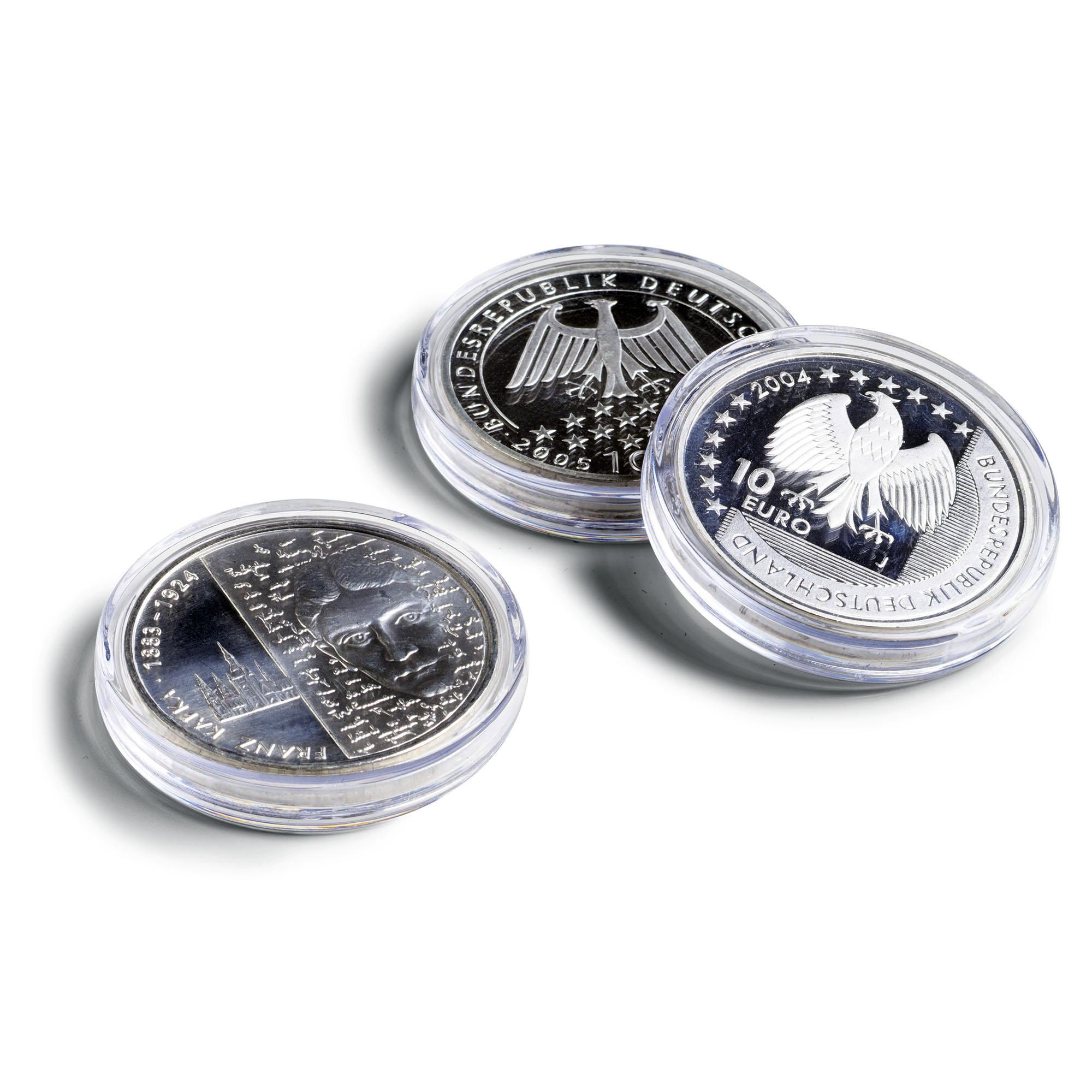 Капсула для монет ULTRA круглая