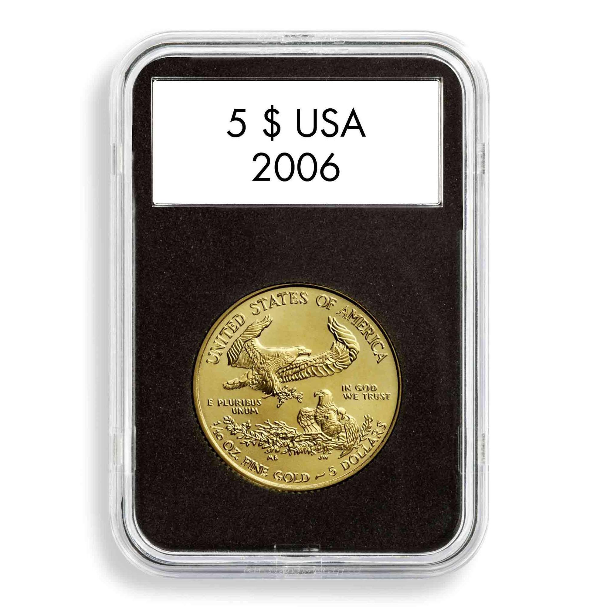 Капсула для монет QUICKSLAB