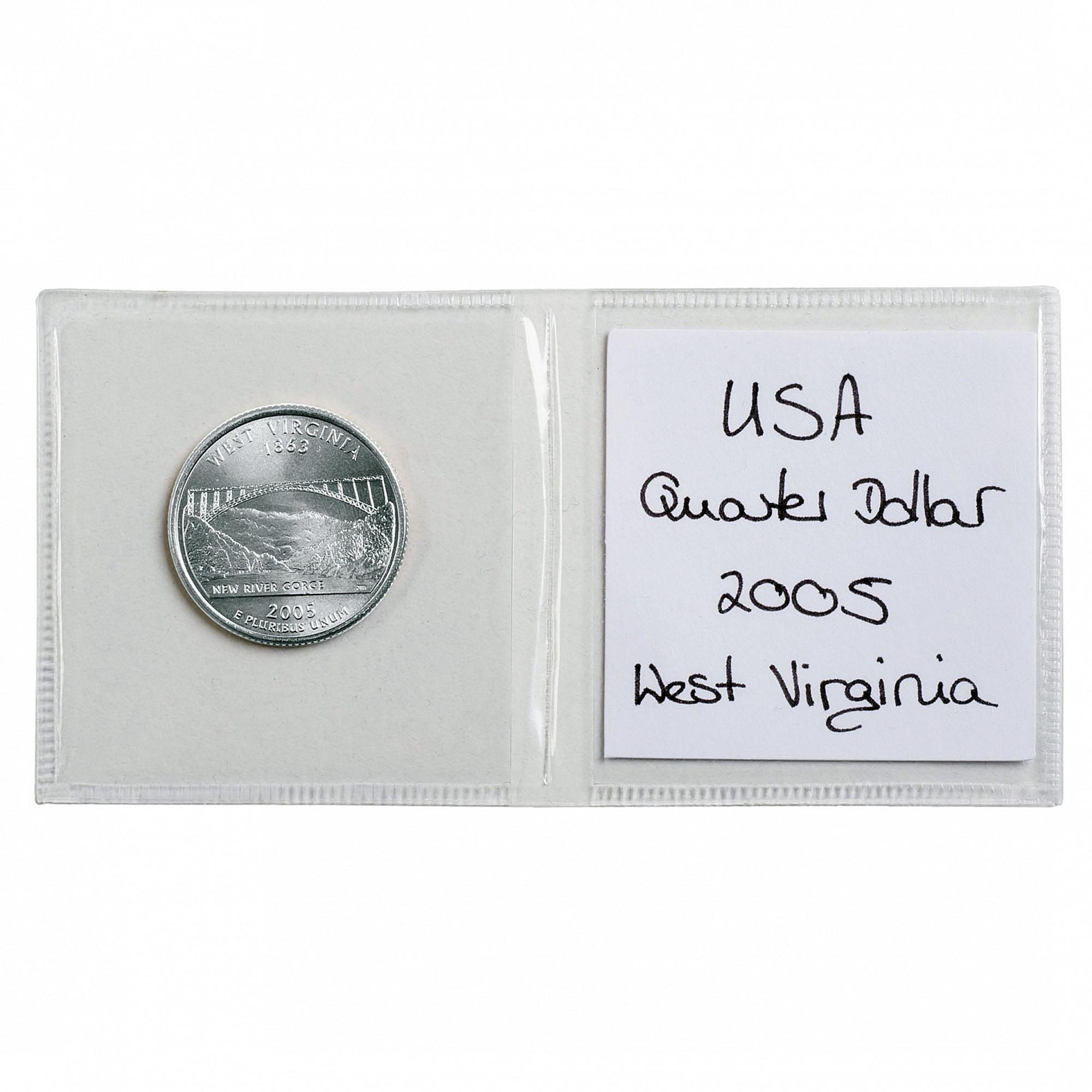 Чехол для 2 монет до 42 мм