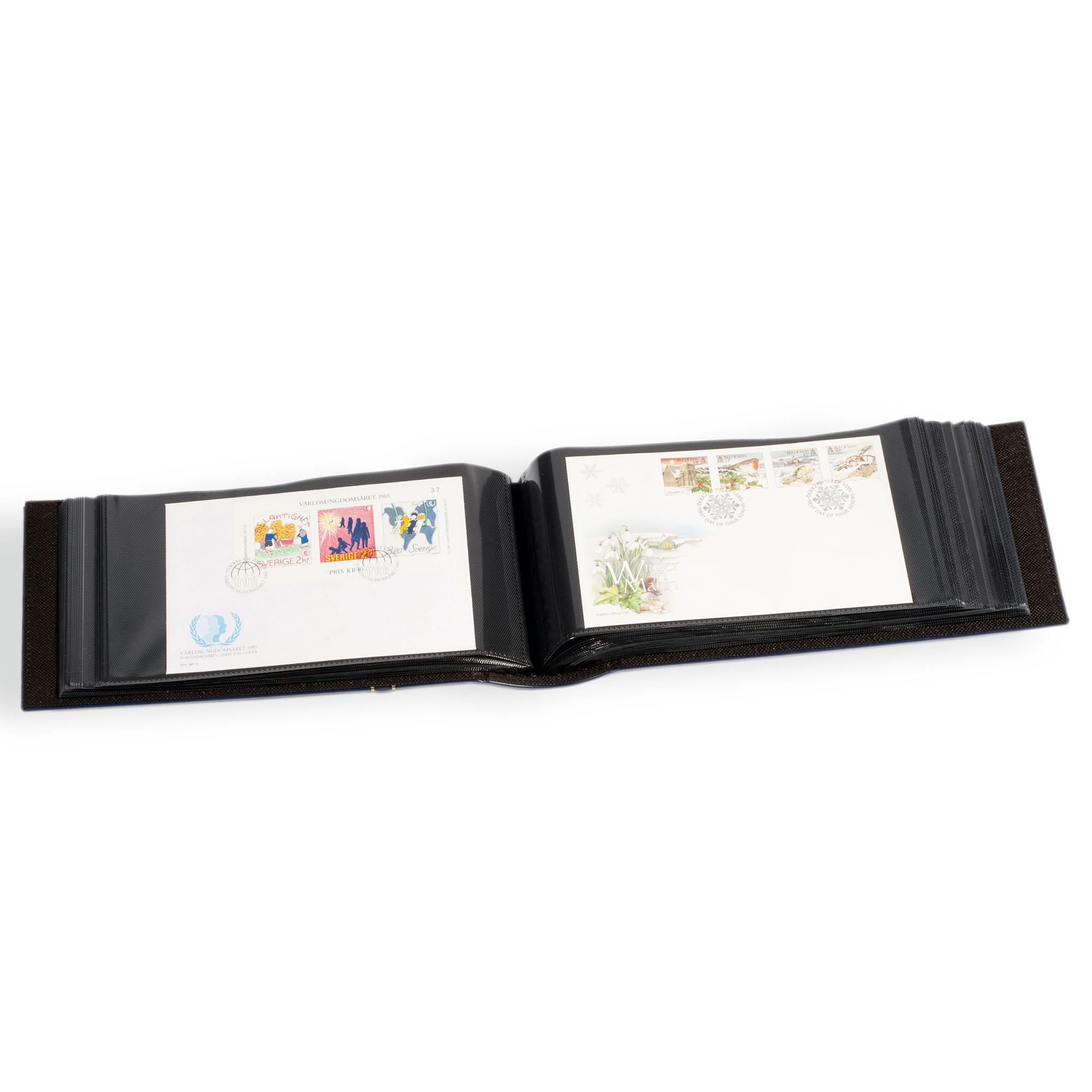 Альбом для 100 писем и конвертов первого дня