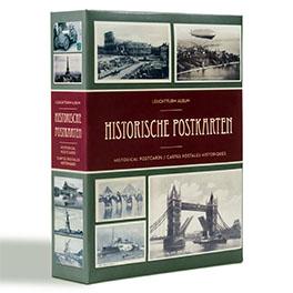 Альбом для 200 открыток HISTORISCHE POSTKARTEN