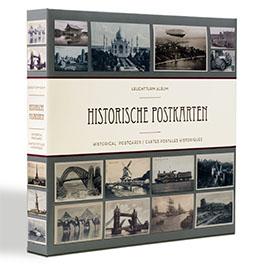 Альбом для 600 открыток HISTORISCHE POSTKARTEN