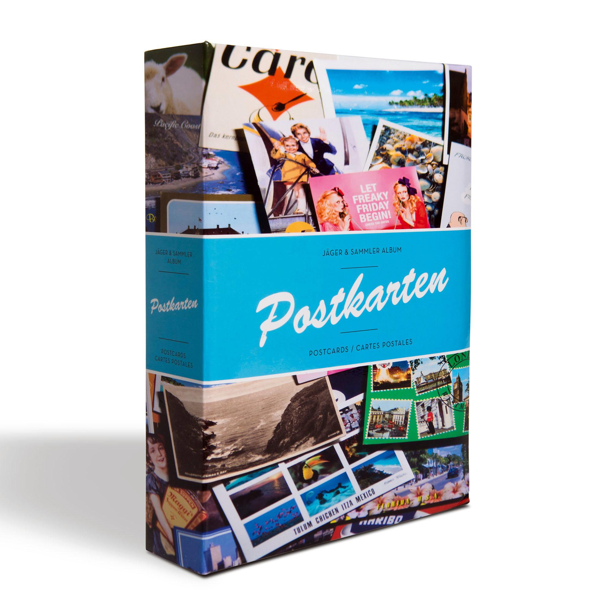 Альбом для 200 открыток POSTKARTEN
