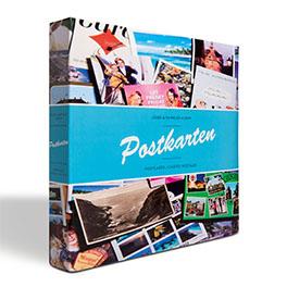 Альбом для 600 открыток POSTKARTEN