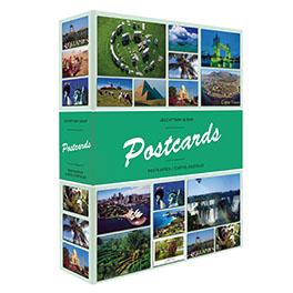 Альбом для 200 открыток POSTCARDS