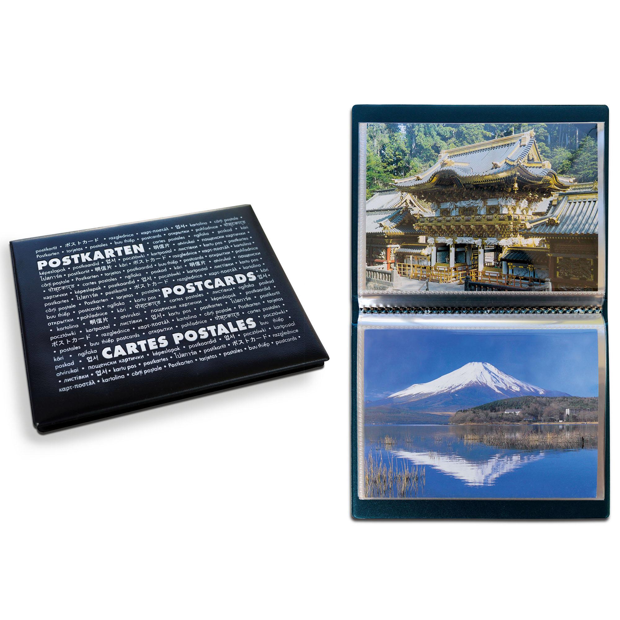 Карманный альбом для открыток Route 40