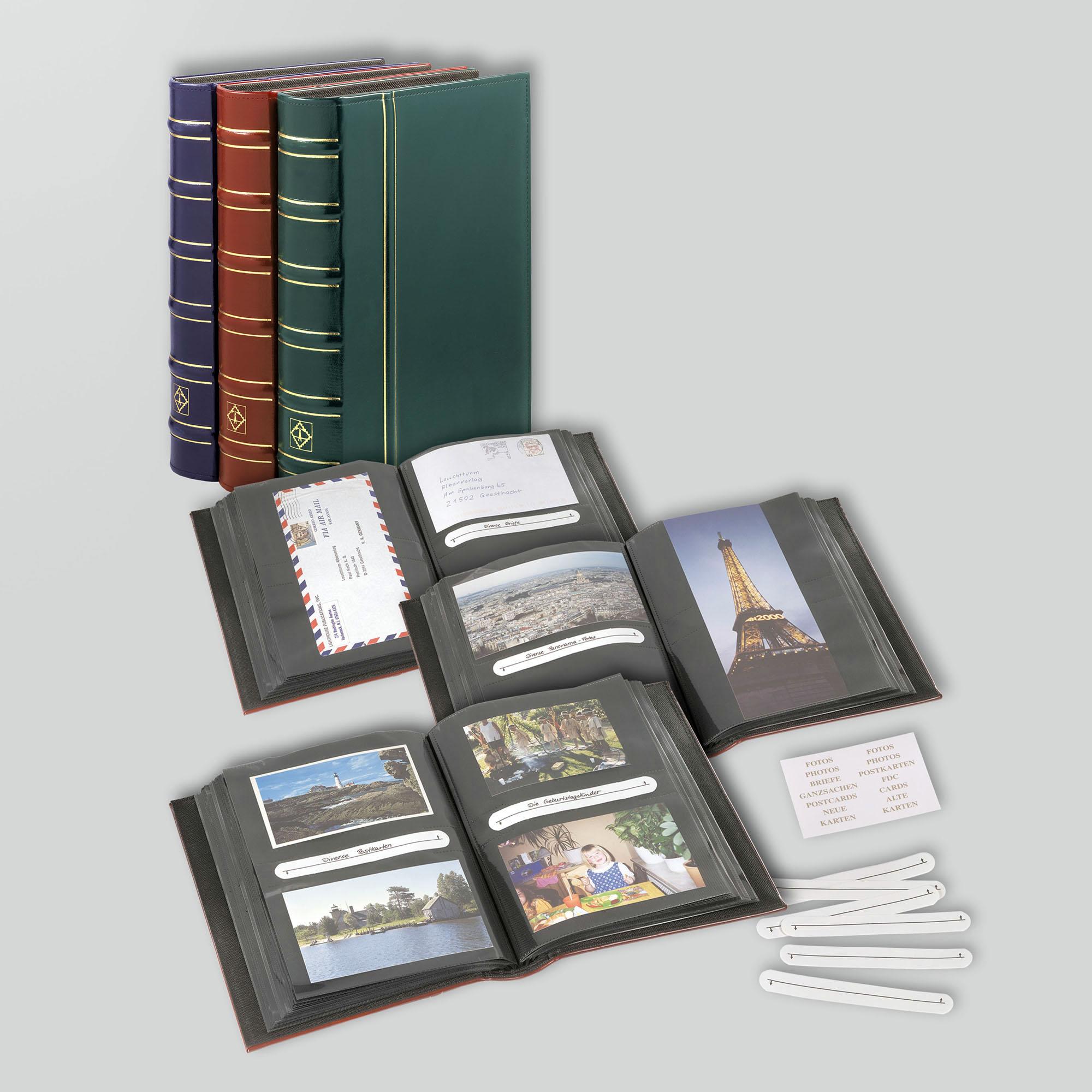 Многоцелевой альбом в классическом дизайне