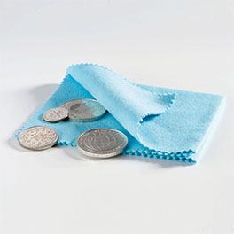 Салфетка для полировки монет