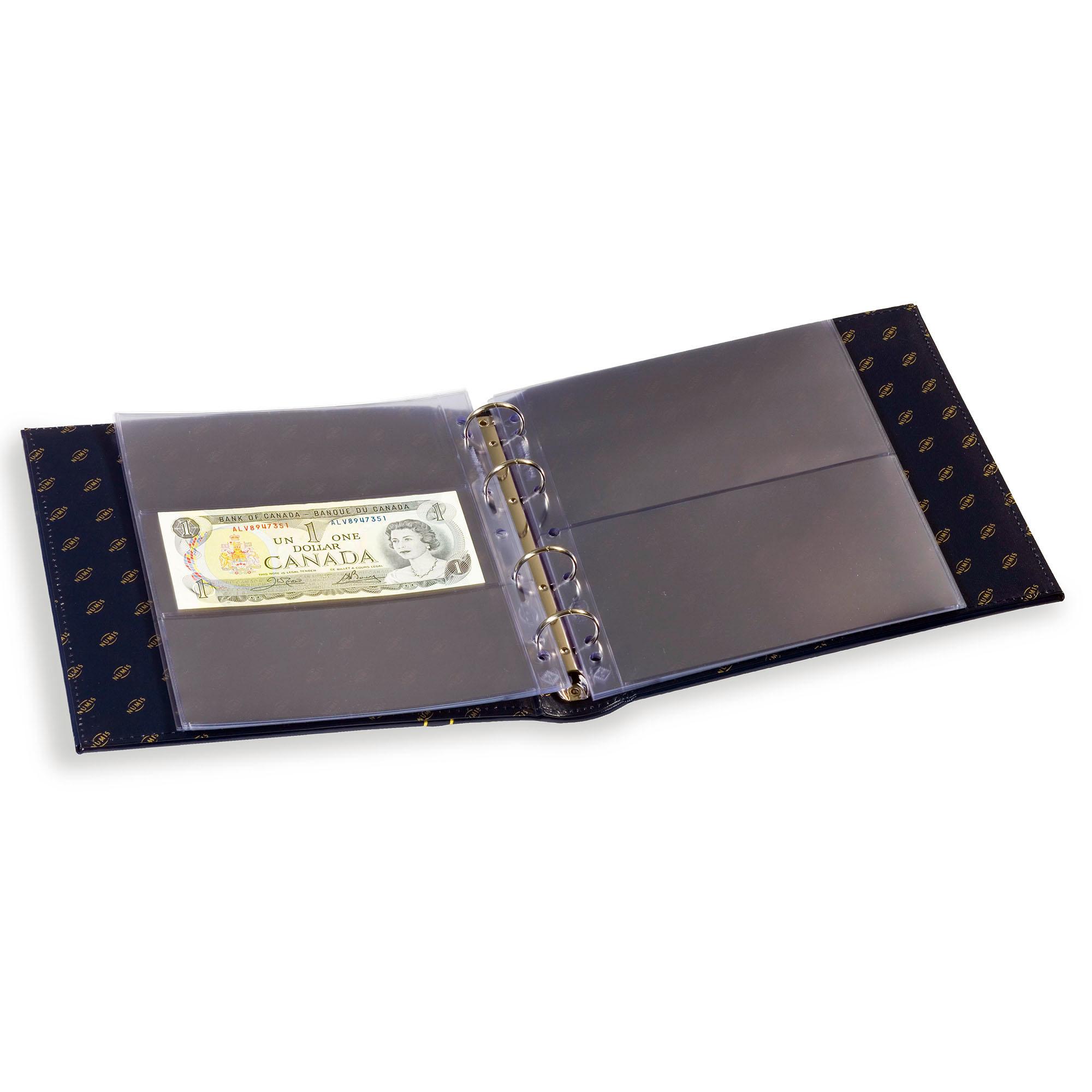 Альбом для банкнот NUMIS Classic в футляре