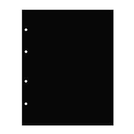 Лист разделительный ГРАНДЕ черный