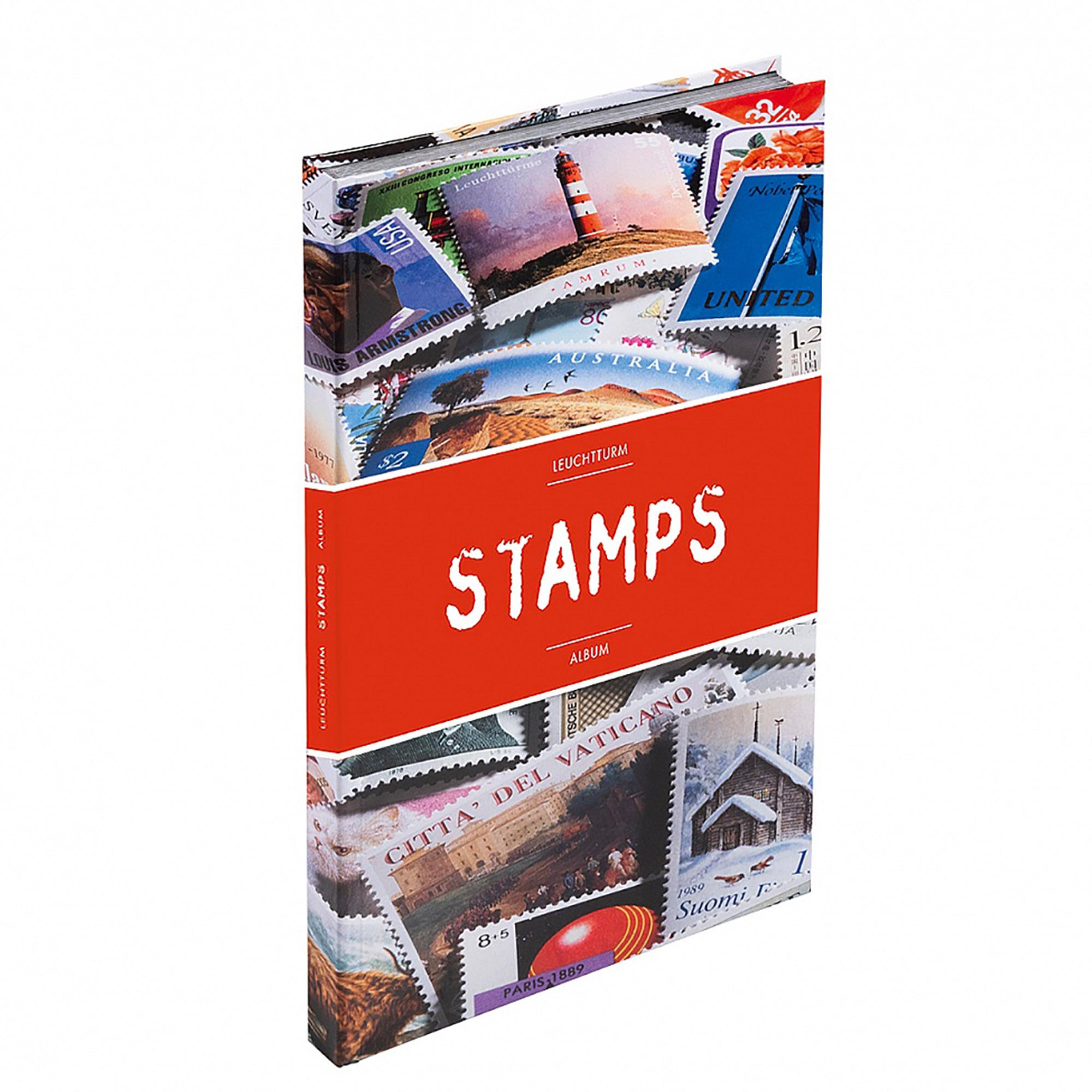 Альбом для марок (кляссер) STAMPS S32